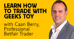 Caan Berry - Pro Trader