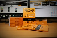 Betfair Pro Trader Caan Berry Introduces his book 'Betfair Trading Made Simple'